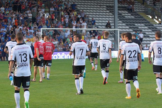 Roeselare wint oefenmatch tegen Brugge