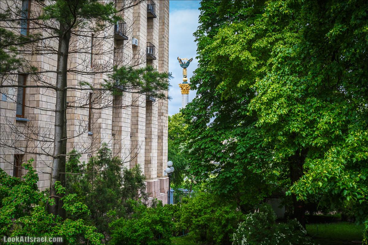 Киевские прогулки в мае | LookAtIsrael.com путешествует по Украине