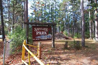sayler park sign