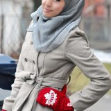 Hijab outfits for fall and winter 2016