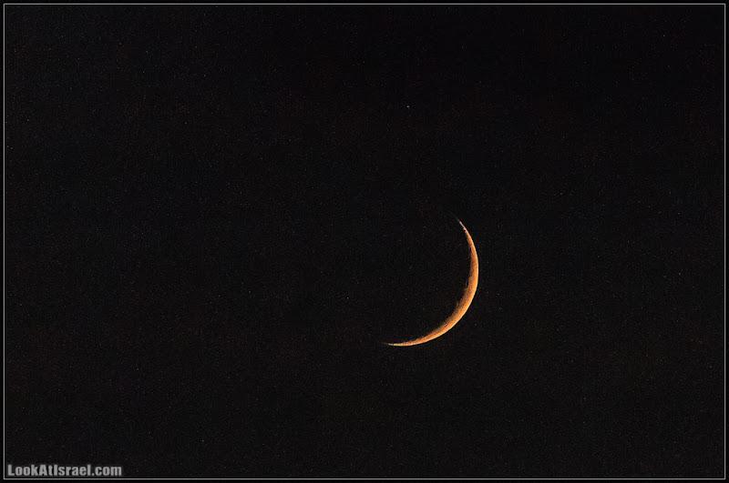 Одно лунно-познавательное фото