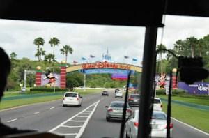 New G at Disney World