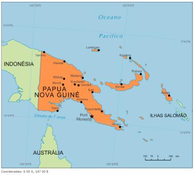Image result for Papua Nova Guiné