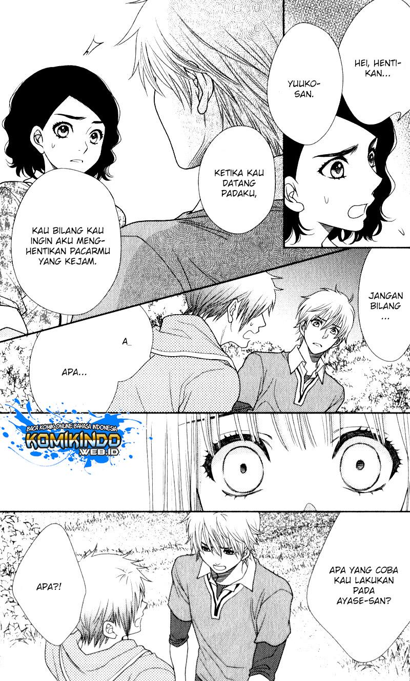 Nanoka no Kare: Chapter 15 - Page 30