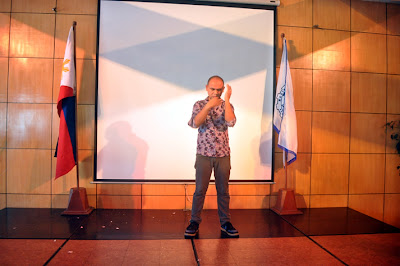 MCCID Pampanga Jay Penetrante gives Closing Prayer.