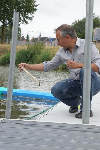 water temperatuur controleren