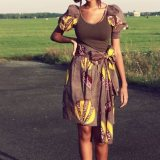 latest  clothes look  2017 for African women