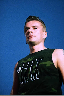 Larry Mullen U2 pop era 5