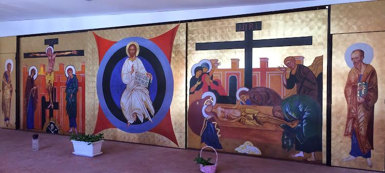 Nuevo Columbario Parroquial