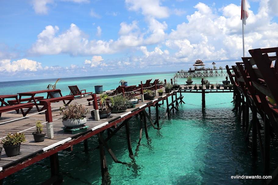 View Maratua Paradise Resort