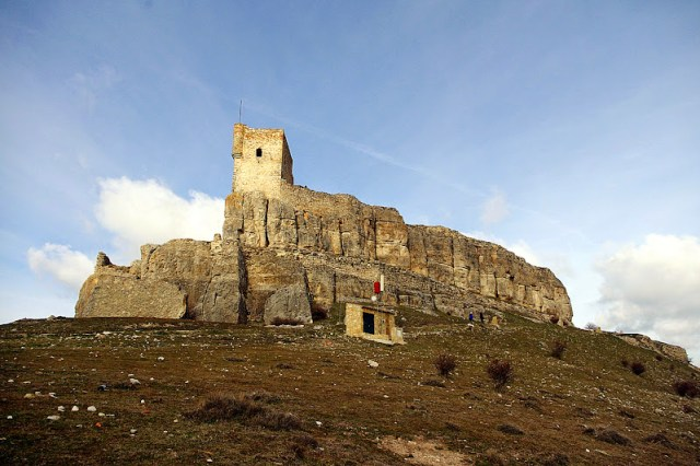 Turismo rural en Sigüenza. Castillo de Atienza