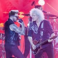 Queen & Adam Lambert (Piaţa Constituţiei, Bucureşti)