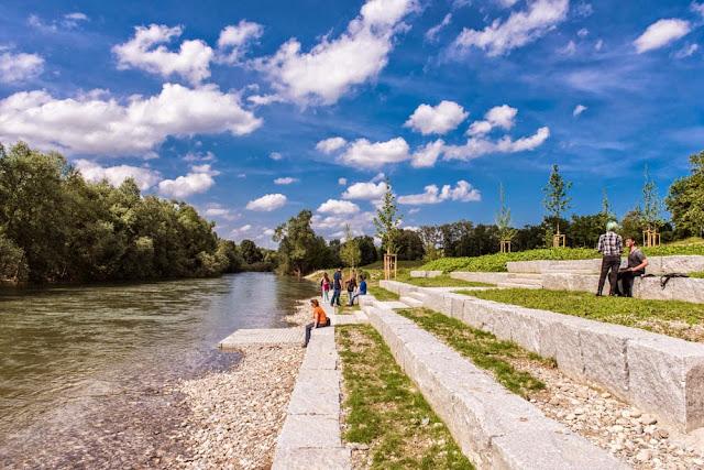Das neue Rheinufer bei Neuenburg (2/6)