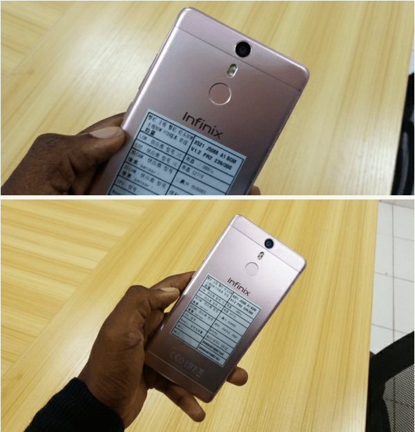Leaked: Specifications Of The Yet To Be Launched Infinix X521 1
