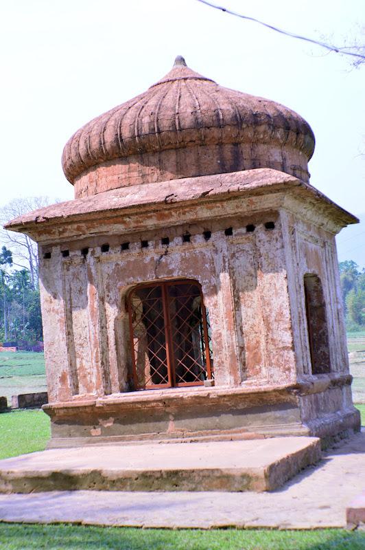 building rajbaari khaspur