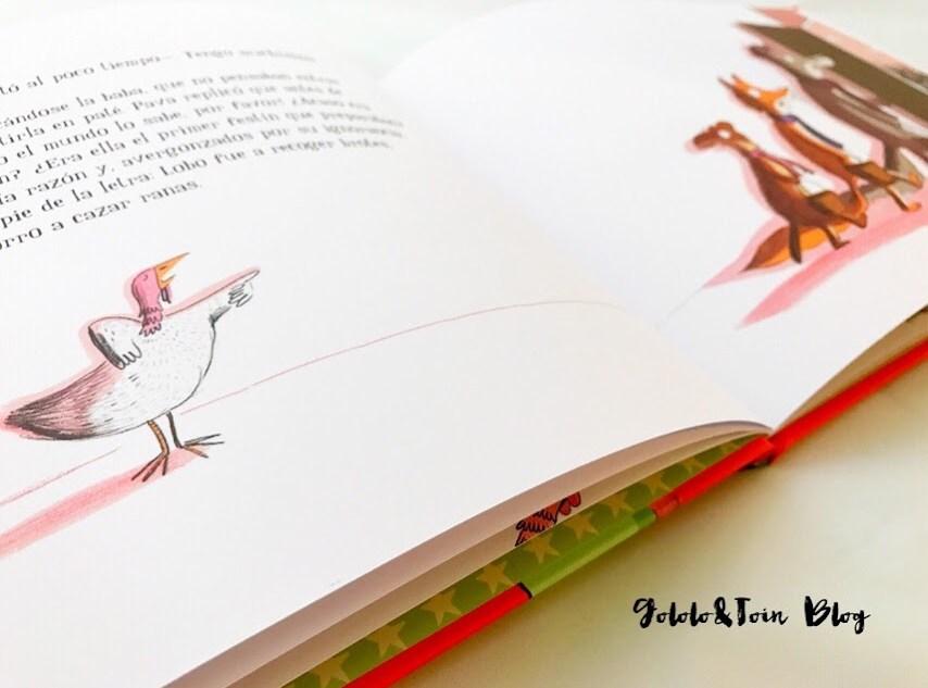 album-ilustrado-fragatina-cuentos-niños-navidad