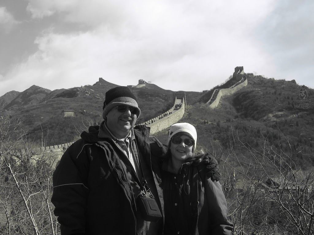 0270Us at The Great Wall
