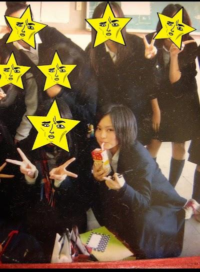 山本彩(さや姉)学生時代写真その1
