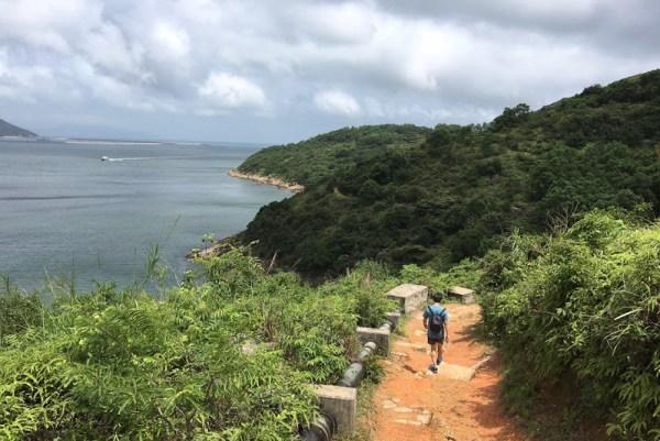 Mui Woo Lantau Trail