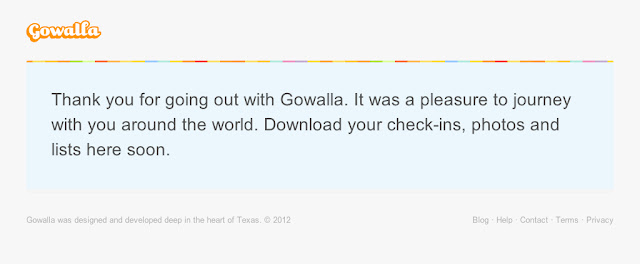 Gowalla