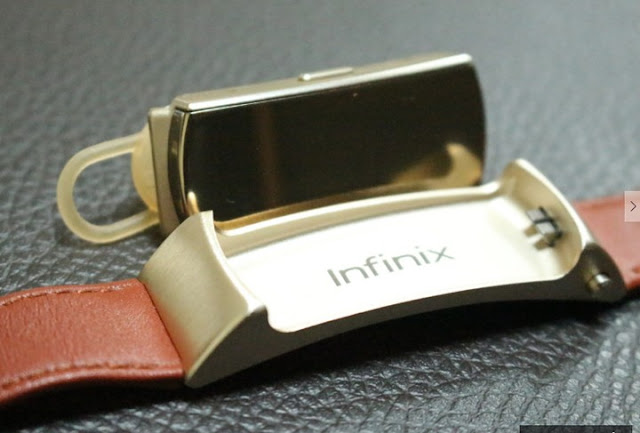Leaked Images Of The Infinix XB01 Smart Watch 2