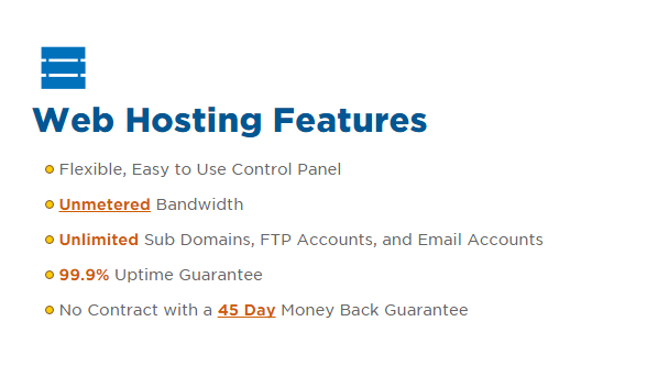 hosting for blog