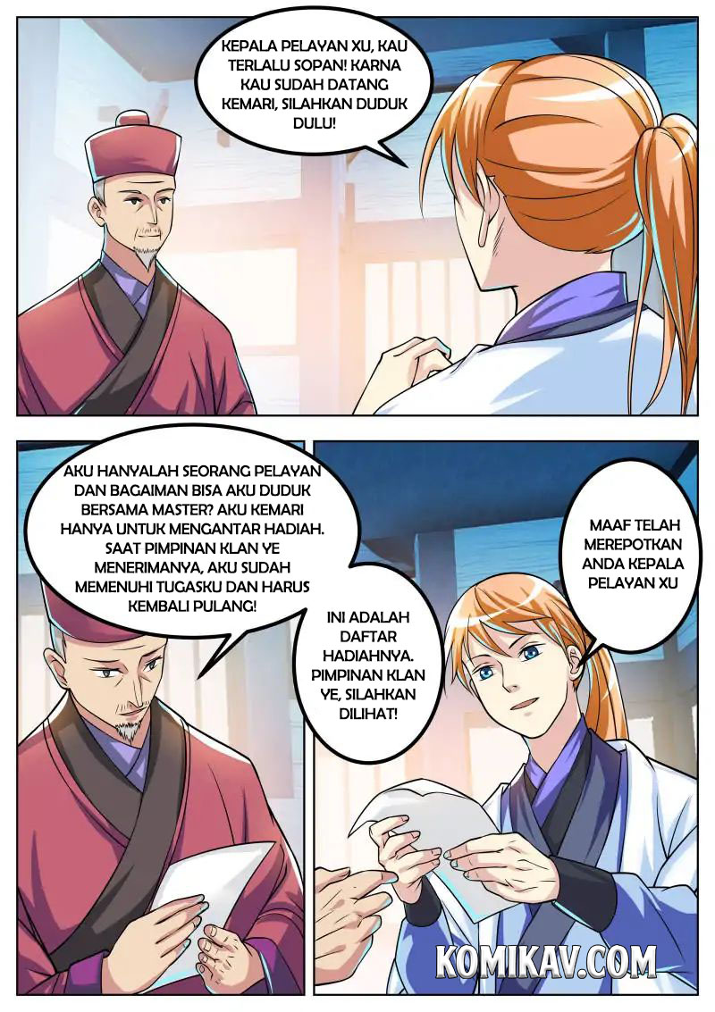 The Top Clan Leader In History: Chapter 44 - Page 9