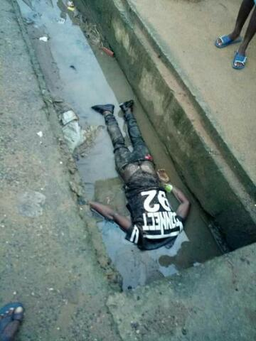 Lifeless Body Of A Young Man Beheaded By Unknown People Found In Rivers State This Morning(Pics)