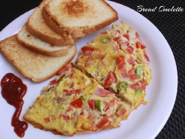 Bread Omelette3