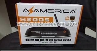 AZAMÉRICA S2005 HD