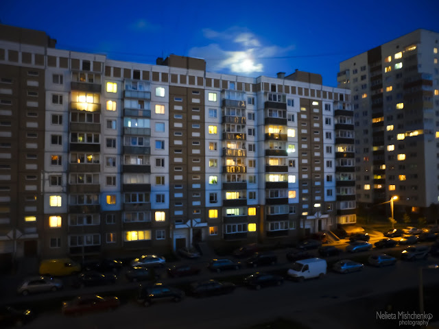 Apartments,housing,flats,newer buildings,Russia,Kaliningrad.