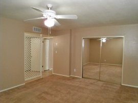 Picture depicting master bedroom in Tempe real estate