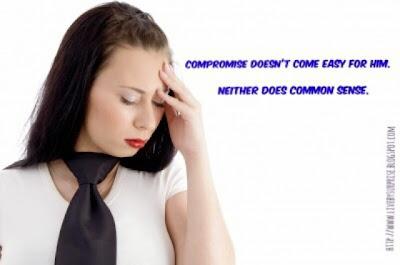 livebysurprise coparenting compromise quote