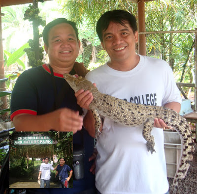 Day 4 - Last side trip to Crocodile Farm and Nature Park before heading back to Manila