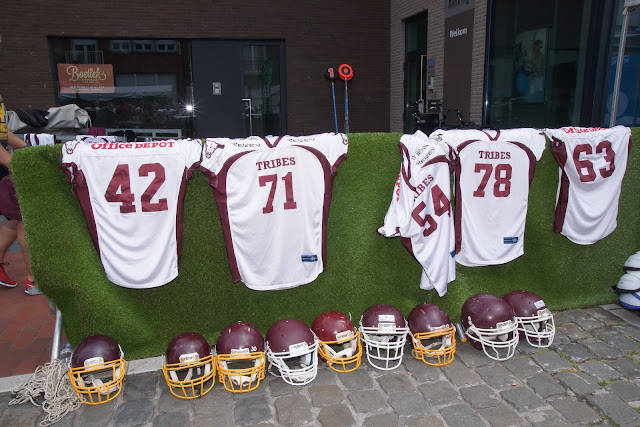 Izegem Tribes Football