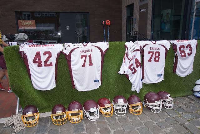 Izegem Tribes Football