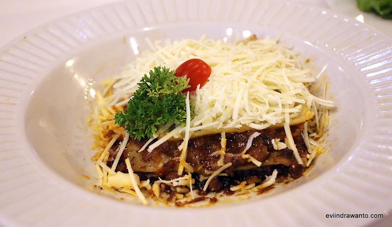 Lasagna. My food my adventure