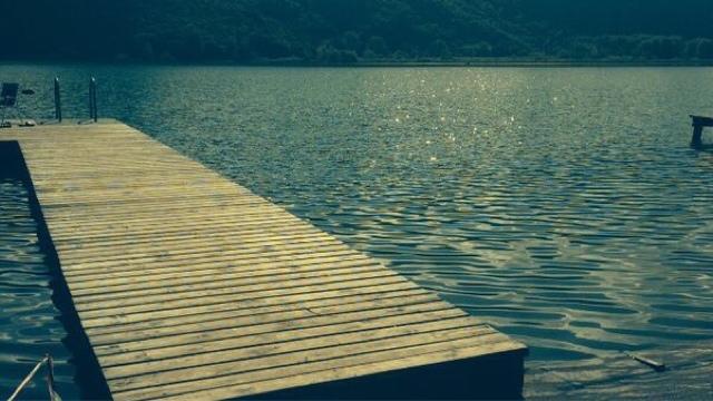 Steg Kalterer See