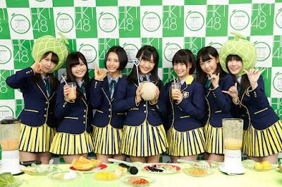 HKT48(紅組1番目)
