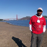 IVLP 2010 - Volunteer Work at Presidio Trust - 100_1399.JPG
