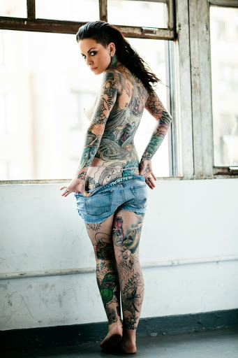 Pretty Girl Tattoos