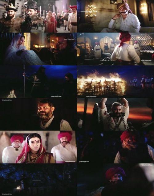 Tanhaji%2Bscr Tanhaji (2020) Full Movie Download 300MB 480P PDVD HD Free Hindi