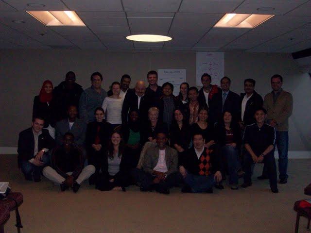 IVLP 2010 - Volunteer Work at Presidio Trust - 100_1387.JPG