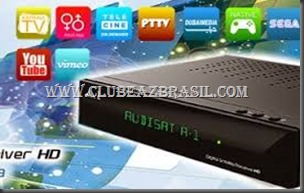 AUDISAT A1 HD IPTV