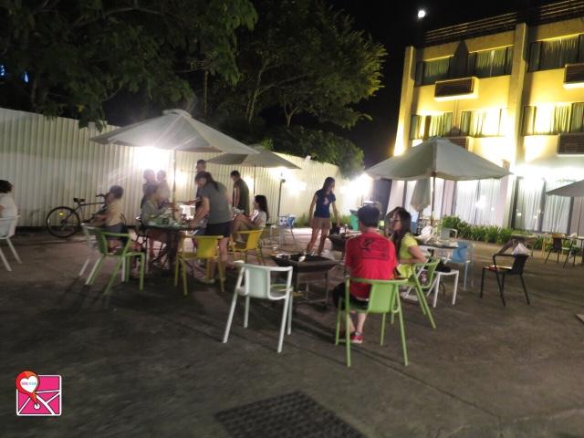 梅窩 海景渡假樂園 燒烤