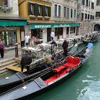 Ubiquitous scene in Venice