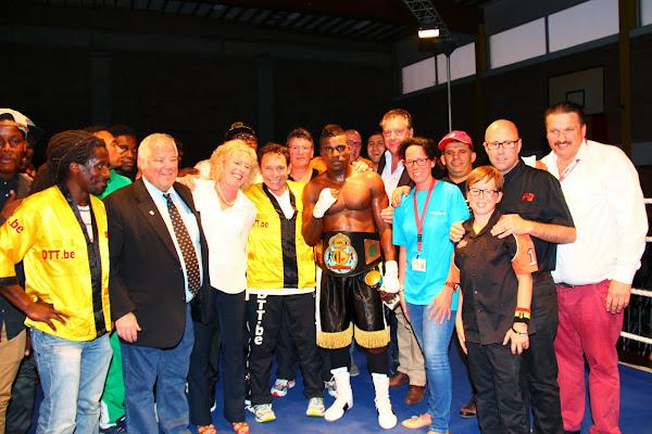 Yves Ngabu BK Cruiserweights