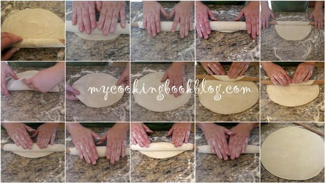 Как се правят кори за клин (Родопска баница)