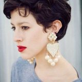 Cute Short Hairstyles for Women 2015