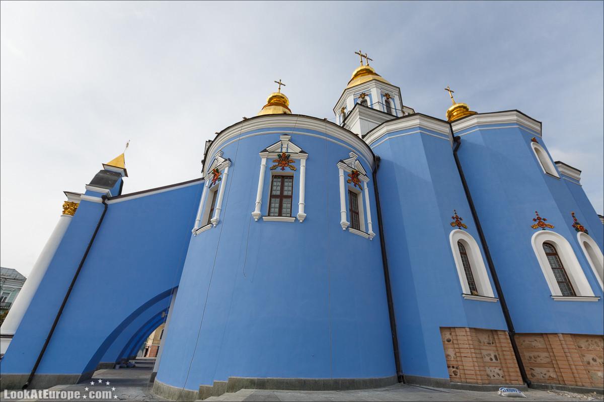 Михайловский Златоверхий монастырь в Киеве | Блог LookAtIsrael.com путешествуют по Украине